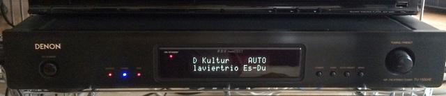 Denon TU-1500AE