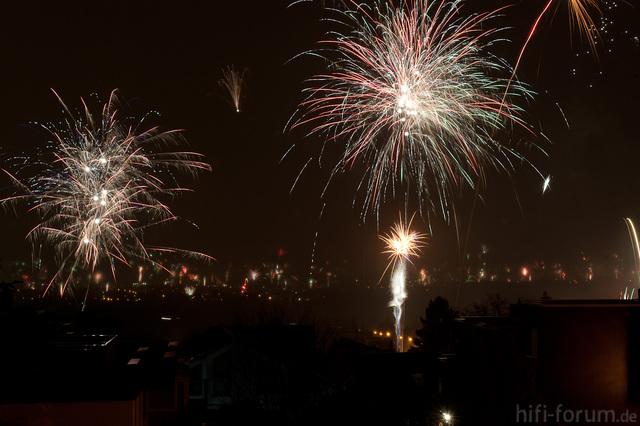 Frohes Neues Jahr 2012