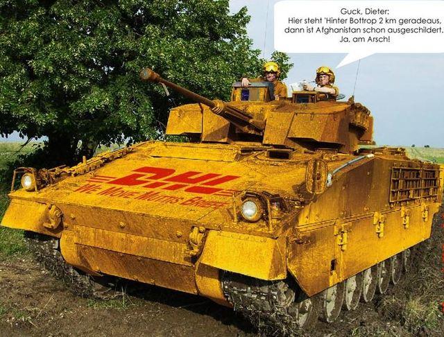 DHL Tank