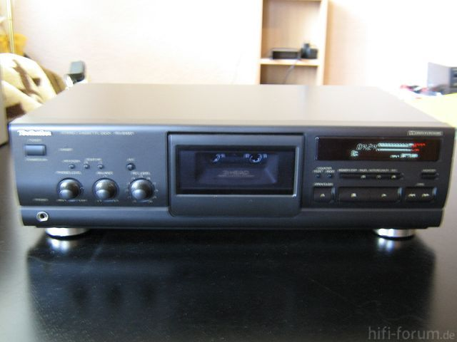 K Technics BX601 1