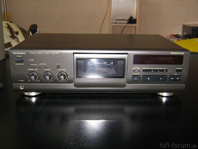 K Technics BX601 2