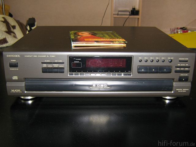 K Technics PD867 1