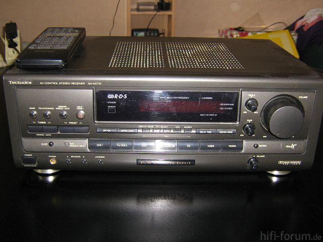K Technics SA EX 710 1