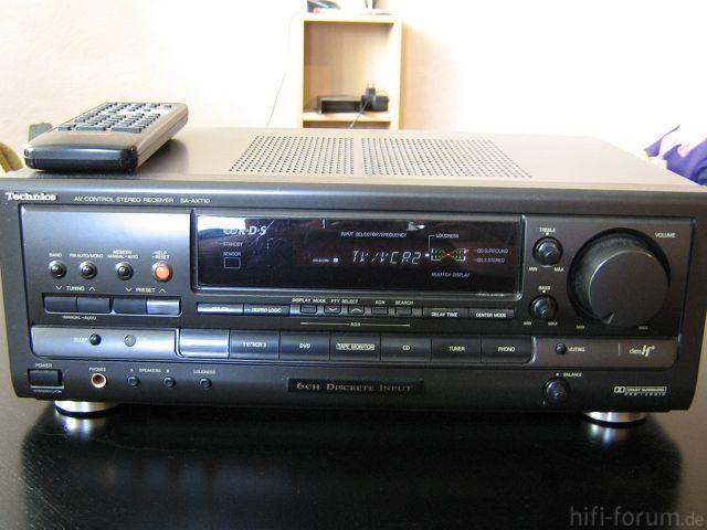 K Technics SA EX 710 2