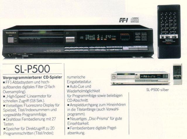 SL P500