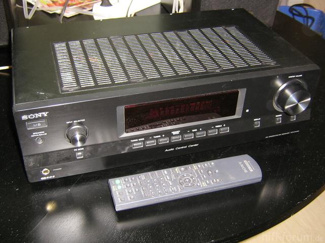 Sony Receiver 001