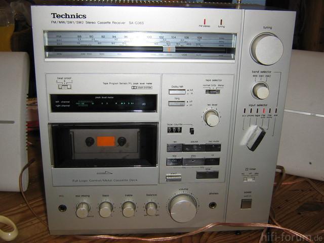 Technics Boombox 001