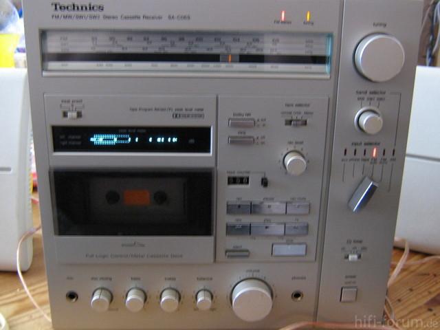 Technics Boombox 002
