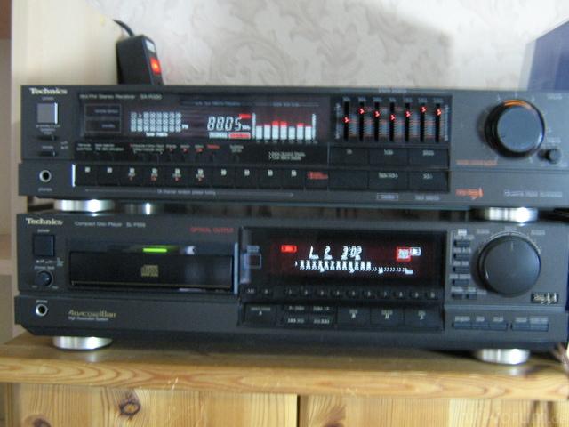 Technics SA R330 002