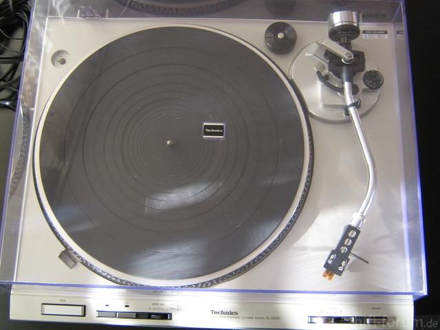 Technics SL D202 007
