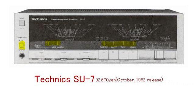 Technics SU7