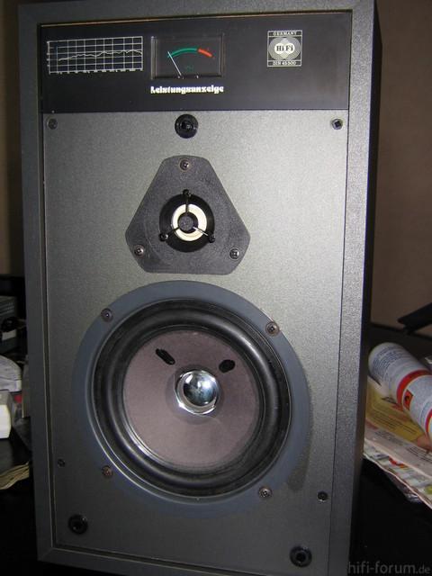 Unbekannte Lautsprecher 001
