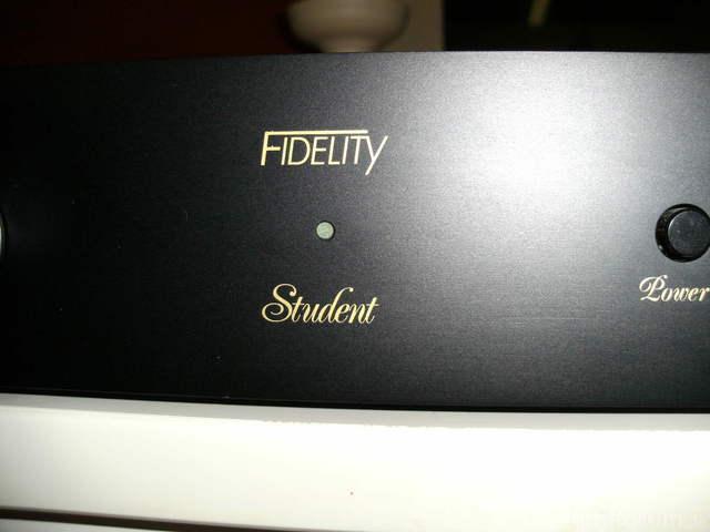 Fidelity Student