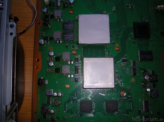 PS3 CPU Und GPU