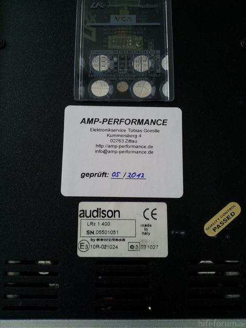 Audison LRx1.400