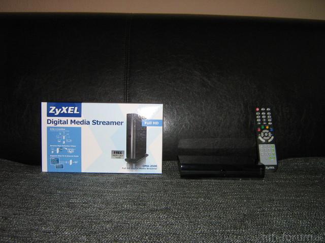 Digital Media Streamer