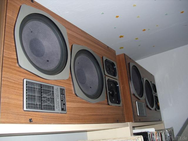 Braun Super HiFi Box 2500