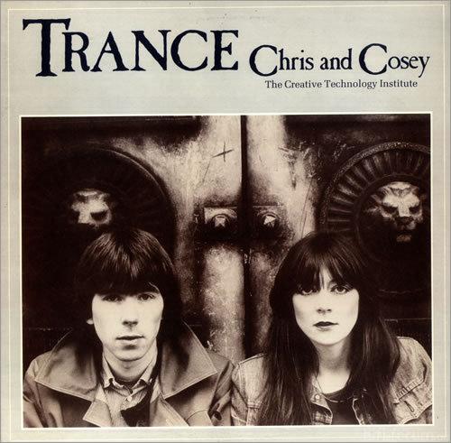 Chris  Cosey Trance 89577