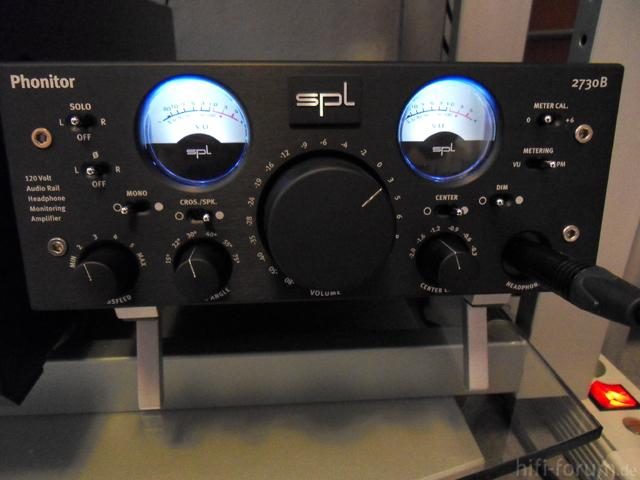 SPL Phonitor 2730B