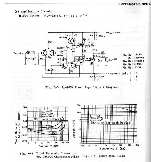 DIY Endstufe 2SJ50/2SK135 schwingt mit 5,7MHz, Elektronik - HIFI-FORUM