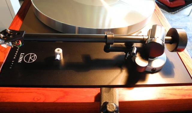 LINN Lingo Kit und Trampolin 2 Einbau im LP12