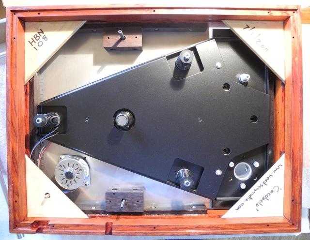 LP12 Chassis Aufbau