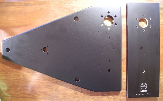 Subchassis LINN LP 12 new