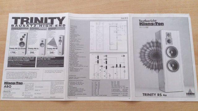 Trinity RS4 a