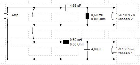 frequenzweiche berechnen weichen rechner fertigweichen. Black Bedroom Furniture Sets. Home Design Ideas
