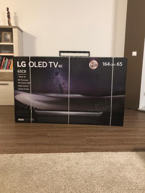 OLED] LG 2018 gammes B8, C8, E8, G8 et W8 - Page 15