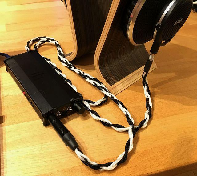 Firschi Kabel AKG K812