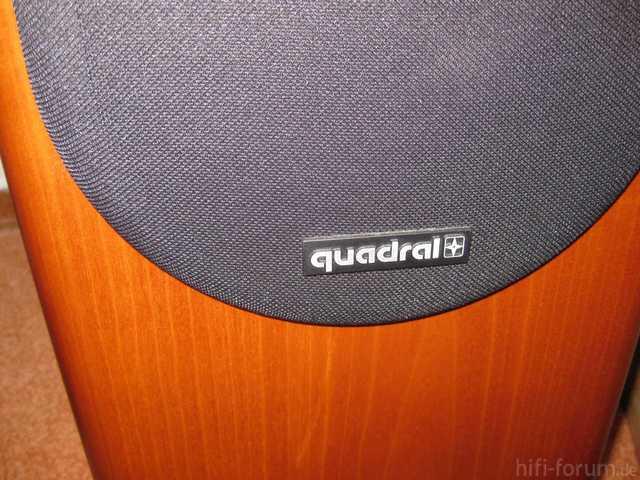 K1600 Lautsprecher Quadral 2