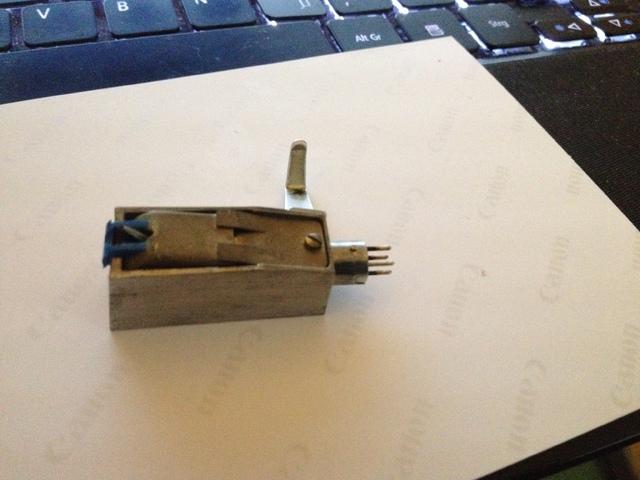 Philips unbekannter Tonabnehmer vom GA2230