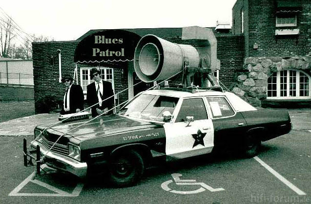 Bluesmobile 12717