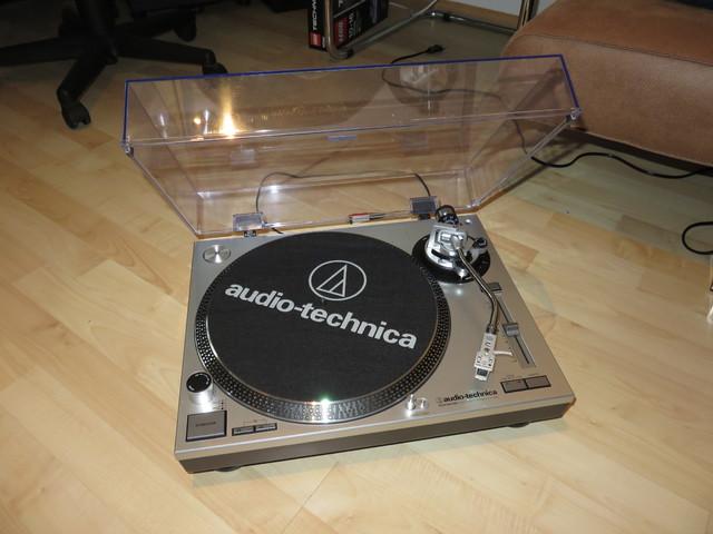 Audio Technica LP 120