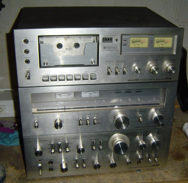 GOLDSTAR GSA-8500