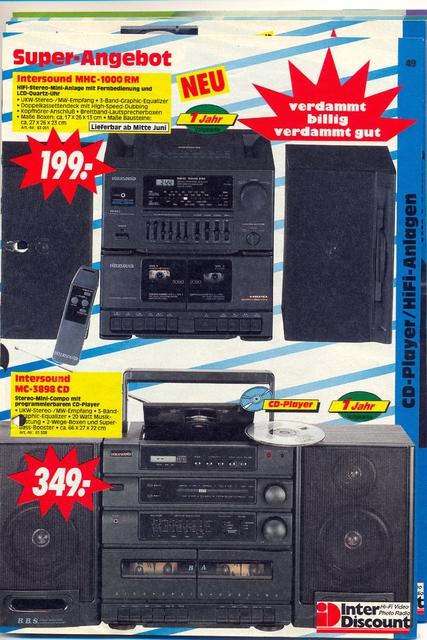 Interdiscount 1992