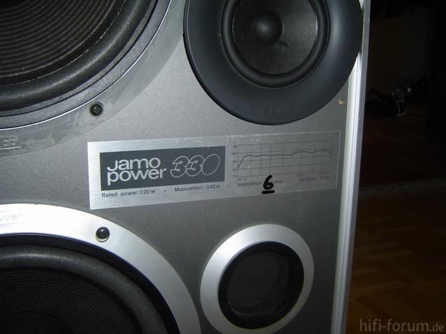 JAMO POWER 330