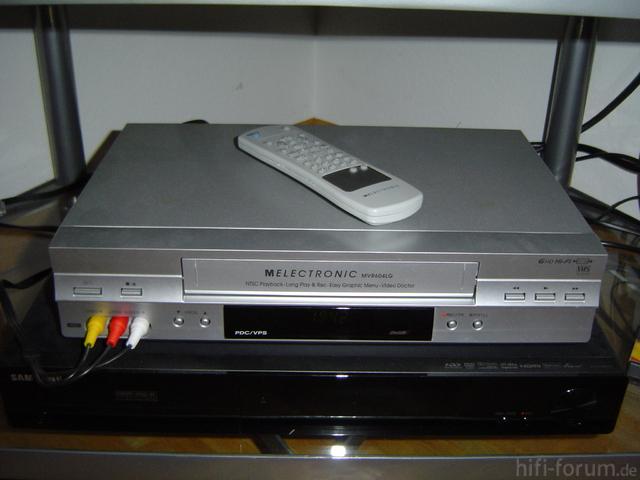 MEL VCR