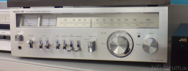 Music Air Receiver