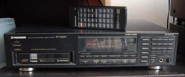 Pioneer PD-M630
