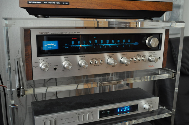 PIONEER SX-626, SX-424, AKAI AM-2350, AT-2250, Marantz 2230