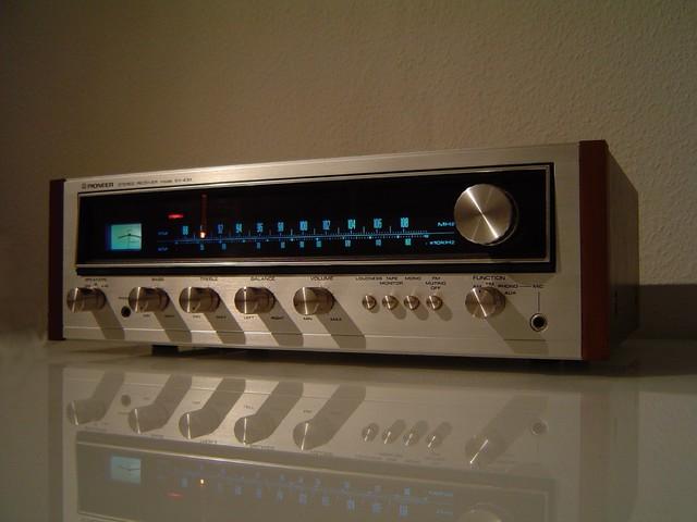 PIONEER SX434
