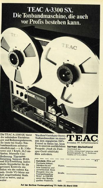 Teac 1977