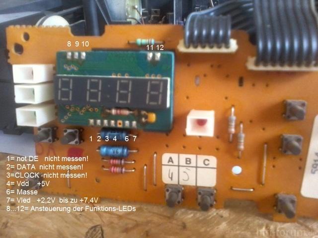 NSM4202A Pinbelegung
