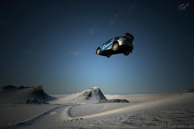 Alaska - Schnee 9