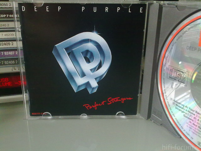 Deep Purple - Perfect Strangers [1984]