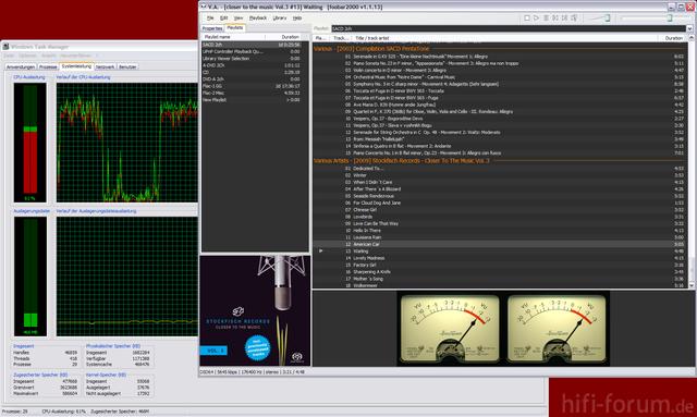 Foobar2000 @Zotac ZBOX Nano XS AD11
