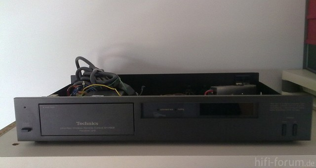 Technics Network Player