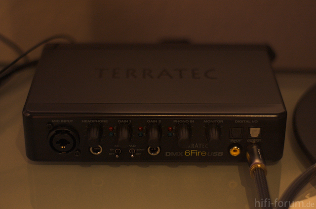 TerraTec DMX6Fire USB